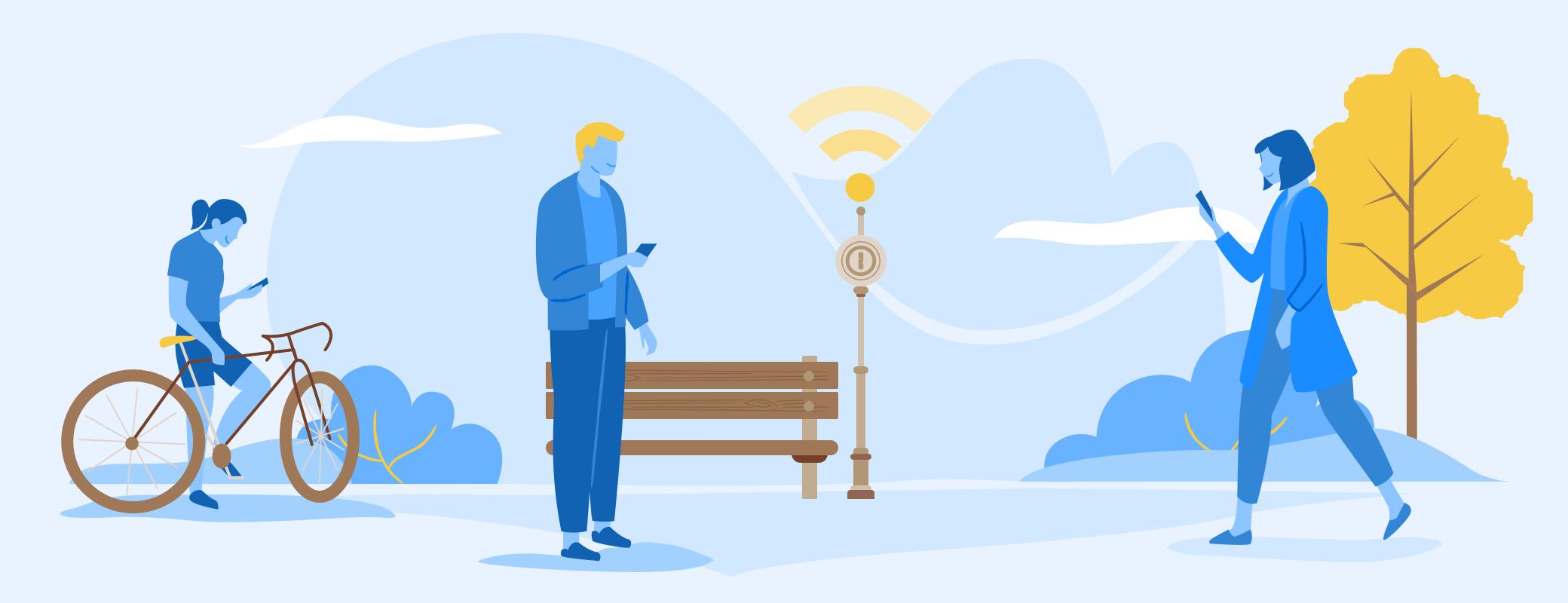 How to stay safe on public Wi-Fi