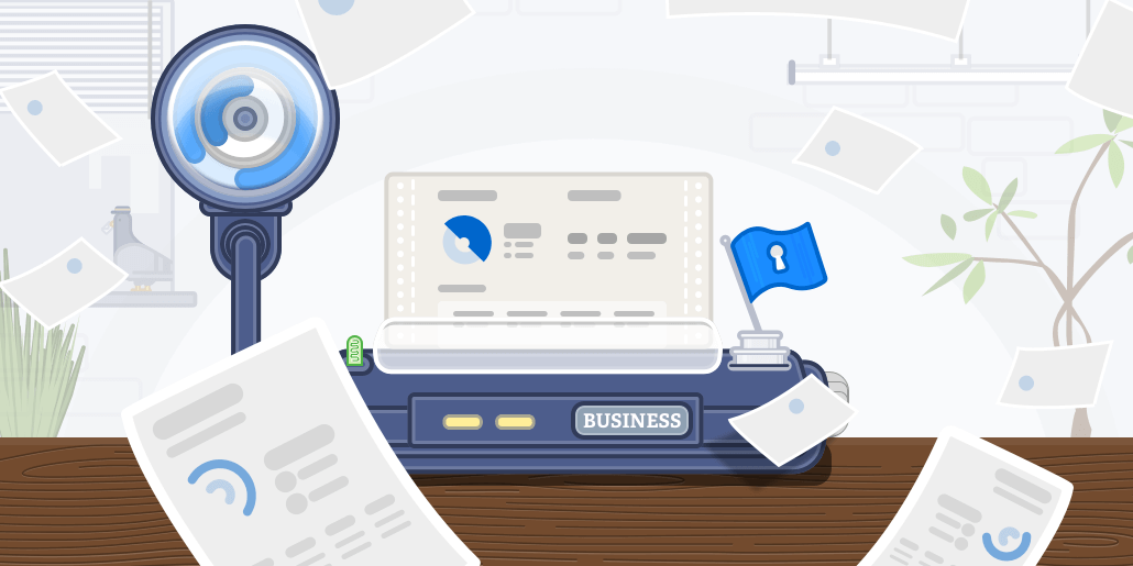 Learn how your business is using 1Password with reports