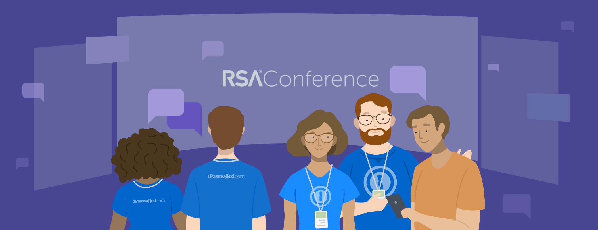Come find us at RSA Conference 2019