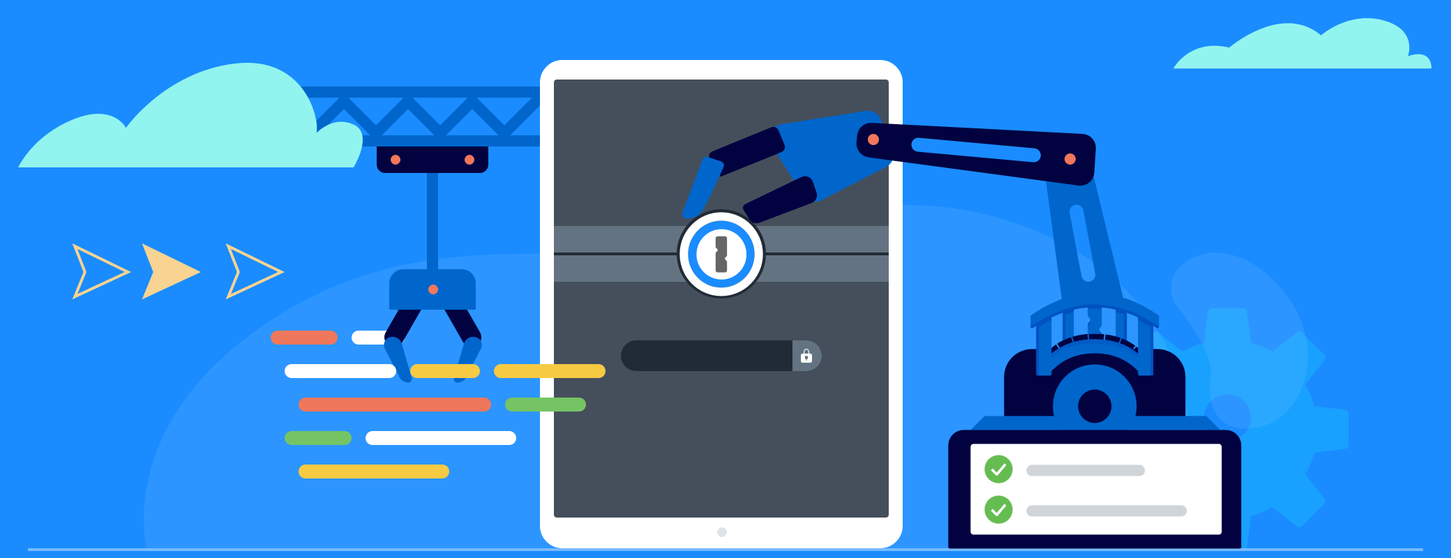 Use the SCIM bridge and the command-line tool to automate 1Password Business
