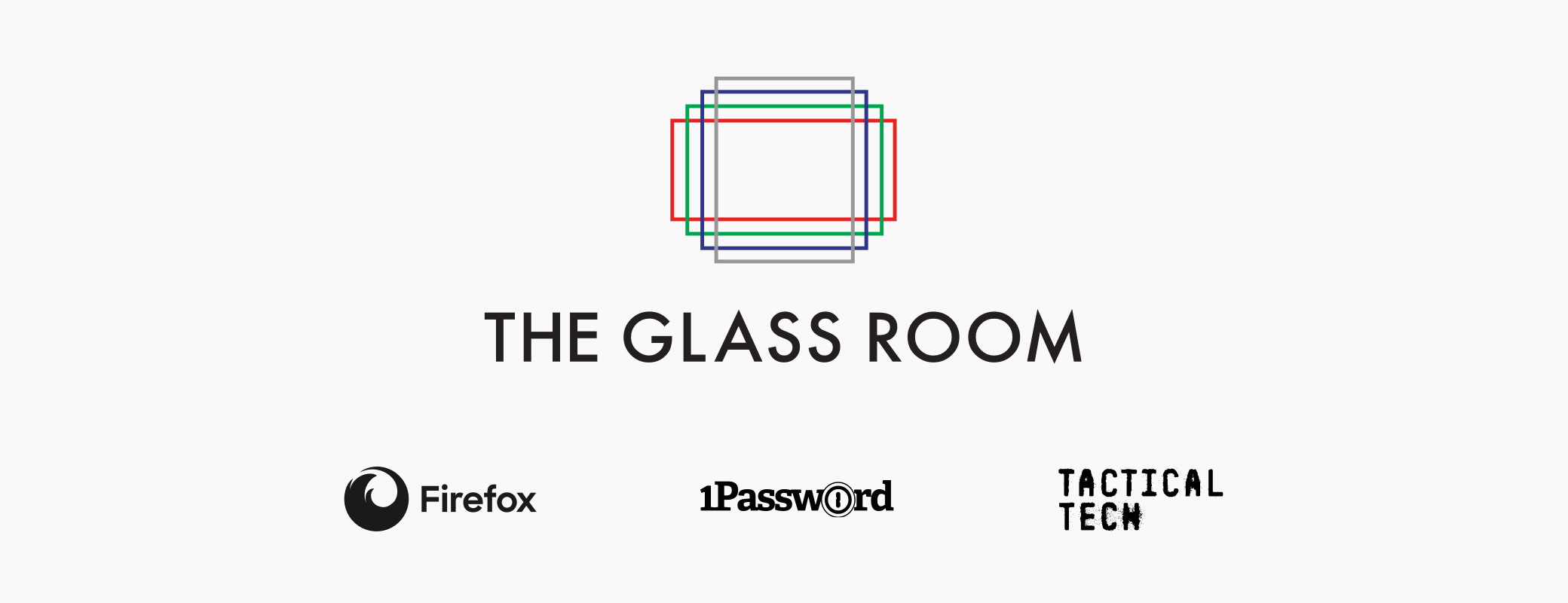 1Password and Mozilla at The Glass Room exhibition