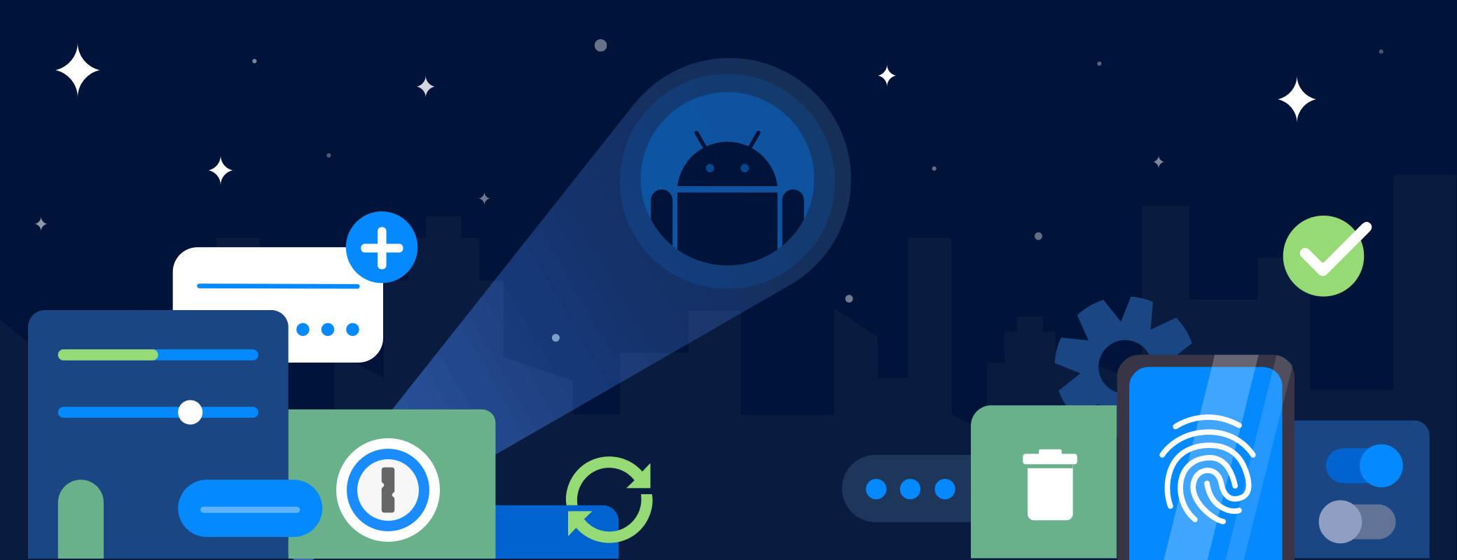 1Password 7.2 for Android: the Dark Theme Rises